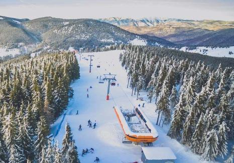 Schi în Bihor! Unde pot schia şi la ce preţuri iubitorii de mişcare din judeţ