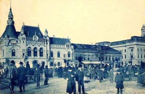 Oradea ieri, Oradea azi: În secolul 19, voluntarii înfrumuseţau oraşul