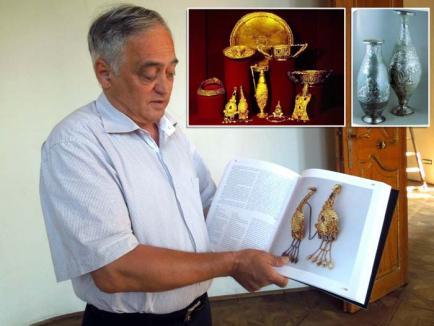 Comoara din Muzeu: Peste 1.000 de obiecte de aur şi argint, în valoare de 70 de milioane de euro, expuse la Oradea