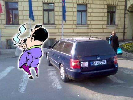 Şoferiţă de mahala