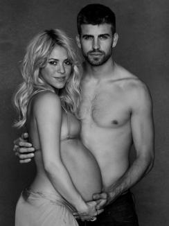 Shakira şi Pique au devenit părinţii unui băieţel