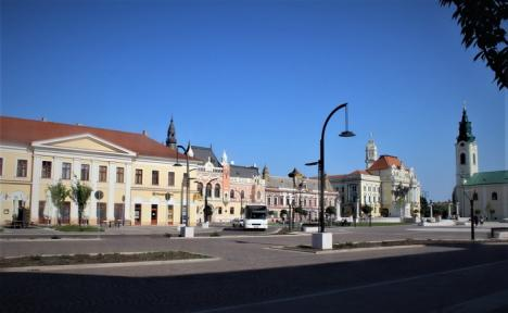 Oradea de odinioară şi cea de azi: Evoluţia oraşului va fi prezentată în fotografii, la Galeria Euro Foto Art