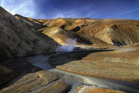 Islanda, văzută prin obiectivul unei orădence