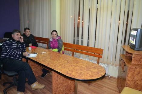 PPDD-iştii au butonat televizorul fără Mircea Matei şi Elena Pop Blaga (FOTO)