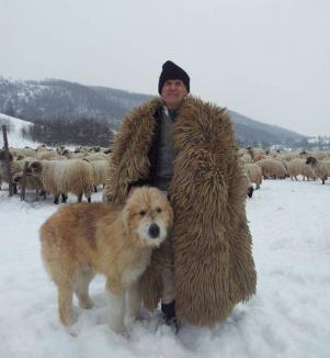La 96 de ani, a fost reangajat cioban de fostul patron