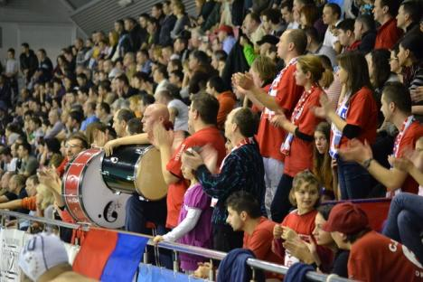 Deznodământ amânat: CSM Digi a pierdut acasă, cu 6-10, în faţa sârbilor de la Partizan (FOTO)