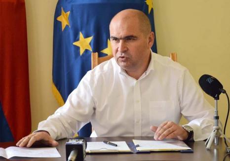 """Retrospectiva săptămânii, prin ochii lui Bihorel: Bolovan dezvăluie ce va face infractorul de Teleorman cu investițiile """"furate"""" din Oradea"""