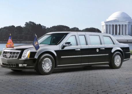 Secretele maşinii lui Barack Obama