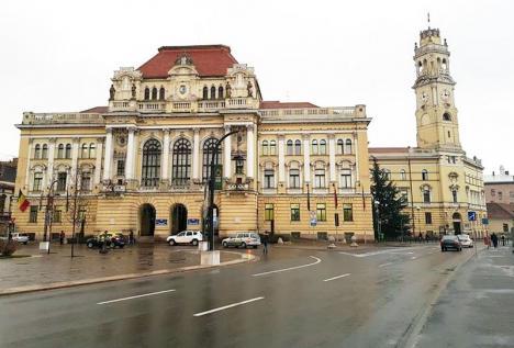 Oradea ia un credit de 100 de milioane de lei, pentru cofinanţarea a 17 proiecte europene