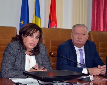 Sala polivalentă de la Oradea va fi prima de acest gen construită de Compania Naţională de Investiţii