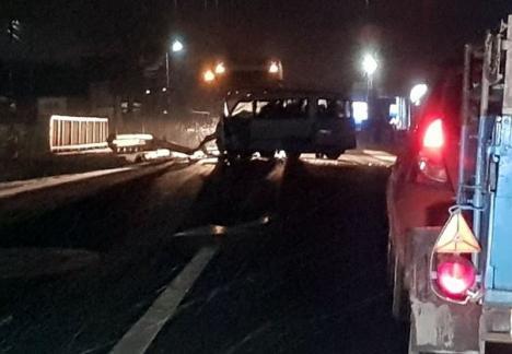 Crăciun însângerat. Viteza la volan a provocat două accidente în Leş