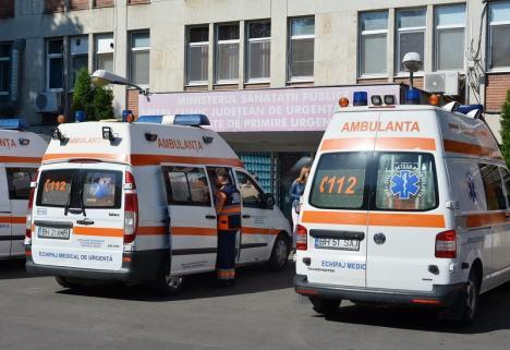 'Bucuria sărbătorilor'. Peste 360 de bihoreni au cerut ajutorul Ambulanţei de Crăciun
