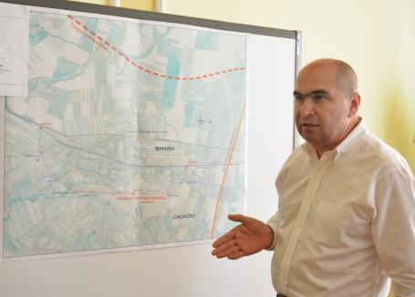 Aprobat! Drumul de legătură între Oradea şi viitoarea autostradă Transilvania prinde contur