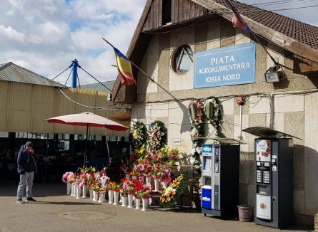 Nu rentează: Piaţa Ioşia din Oradea s-ar putea închide începând din iulie
