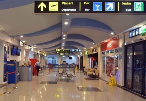 Faceţi ceva! Patronii bihoreni, îngrijoraţi de anularea curselor externe de pe Aeroportul Oradea