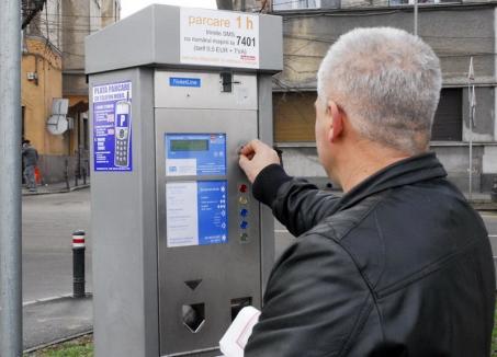 La liber! Parcarea în Oradea va fi gratuită de Paşti