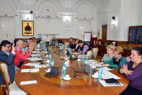 Respins! Proiectele primarului Bolojan, sabotate de absența PNL-iștilor din Consiliul Local