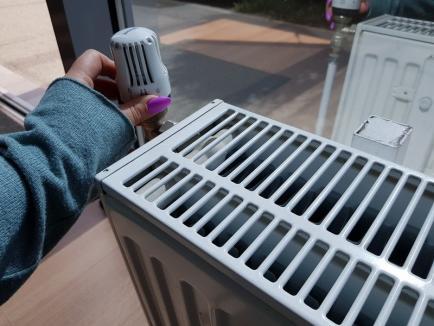 Termoficare Oradea a repornit încălzirea pe fondul răcirii vremii