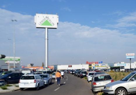 Drumuri colectoare pentru fluidizarea circulaţiei în zona Pieţei 100 din Oradea