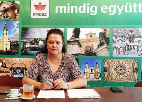Consilierul local Kirei Melinda acuză municipalitatea de lipsă de transparenţă