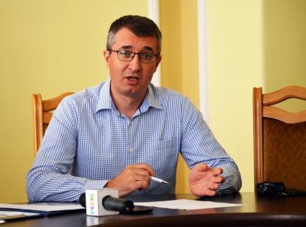 'Ne sărăcesc deliberat!'. Oradea a pierdut aproape două milioane de euro la rectificarea bugetului central