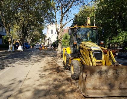 O parte dintre locuitorii din Oradea nu vor avea apă deloc, luni, între 8 și 18. Vezi străzile afectate!
