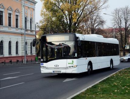 OTL prelungeşte linia autobuzelor 12 şi 17 până pe străzile Peţei şi Depozitelor