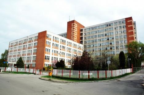 Primăria Oradea caută constructori. Reabilitarea spitalelor Judeţean şi Municipal a fost scoasă la licitaţie