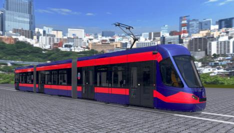 'Oprite' de Poliţia Rutieră! Primele tramvaie Astra Arad vor ajunge la Oradea abia la începutul anului viitor (FOTO)