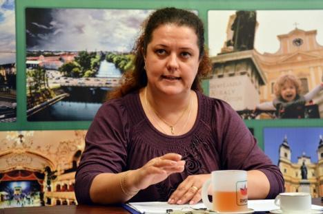 """Consilierul Kirei Melinda acuzații pe proiectul de buget: """"Primarul Ilie Bolojan a descoperit lampa lui Aladin!"""""""
