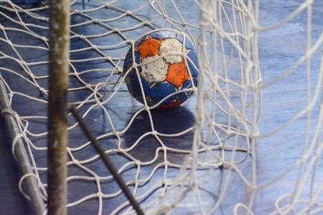 Victorie fără probleme pentru handbalistele de la CSU Oradea, în duelul cu CS Marta Baia Mare