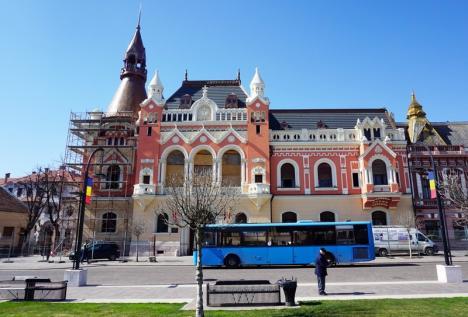Reabilitarea Palatului episcopal greco-catolic din Oradea va începe în aprilie