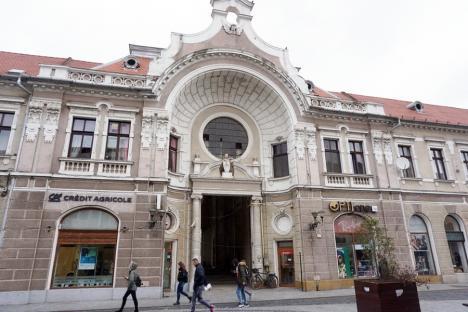 Pasajul Bazarului din Oradea va fi reabilitat de Primărie pentru evenimente culturale și artistice