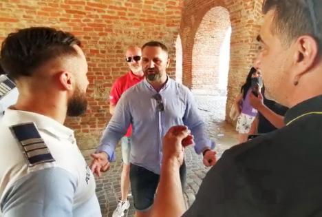 Controversatul deputat Mihai Lasca a declanşat un scandal la Street Food Festival în Oradea. Vezi ce s-a întâmplat! (FOTO / VIDEO)