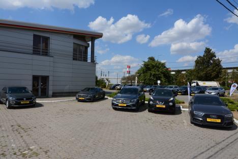 Mașina ta este la noi! Cel mai mare parc auto second-hand din Bihor și Satu Mare scoate la vânzare, zilnic, peste 50 de vehicule! (FOTO)