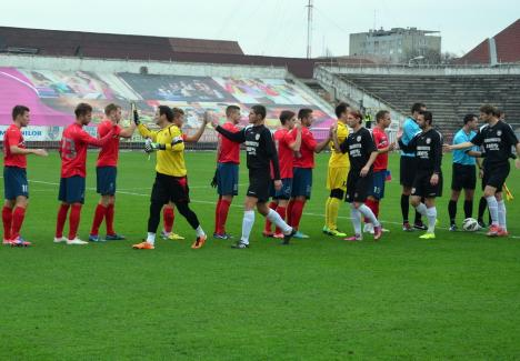 E oficial! Primăria Oradea va finanţa de anul viitor 'amorsarea' FC Bihor pornind din liga a III-a