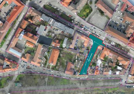 Noi exproprieri în Oradea! Primăria demolează cinci case pentru amenajarea unui drum în centru şi a unui parc în Episcopia Bihor