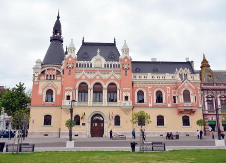 Interioarele palatului episcopal greco-catolic din Oradea vor fi reabilitate prin Programul Național de Restaurare