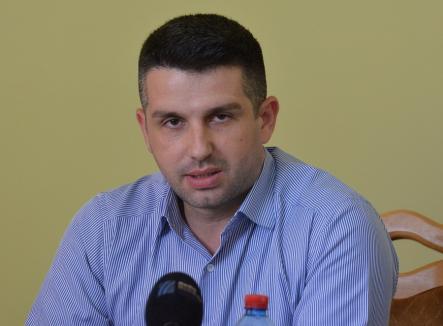 Orădeanul Adrian Foghiş este noul coordonator al sectorului feroviar din România