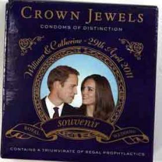 Prinţul William şi logodnica sa, folosiţi pentru reclamă la prezervative