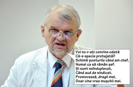 Szarka anti-sindicat: Directorul Casei de Pensii Bihor se războieşte cu sindicaliştii