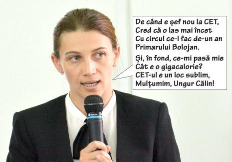 Ungur contra Ungur: Candidata USR la Primăria Oradea ar putea intra în conflict cu fostul soț