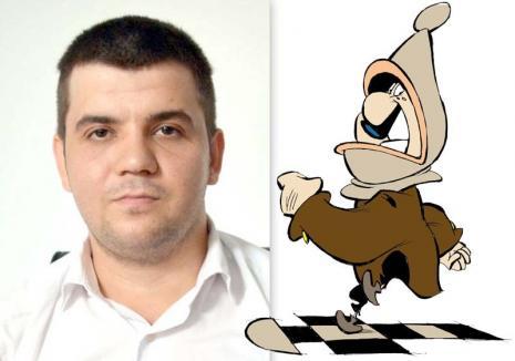 Şah după ureche: Şeful Şcolii Internaţionale din Oradea face cursuri de şah contra cost, dar nu are calificare
