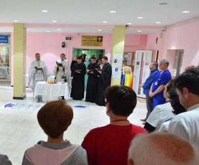 Rugăciunea lui Foncea: Cum a ajuns managerul Spitalului Municipal din Oradea să scoată popii la rugăciuni comune