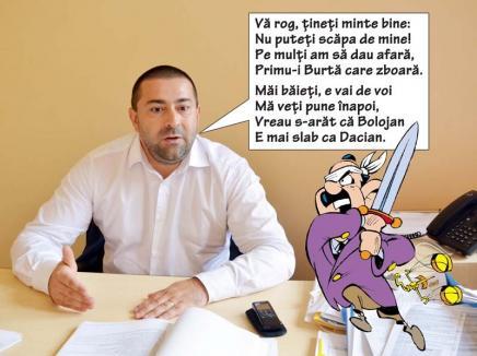 Foncea contra Bolo: Fostul manager al Spitalului Municipal a dat în judecată Primăria Oradea