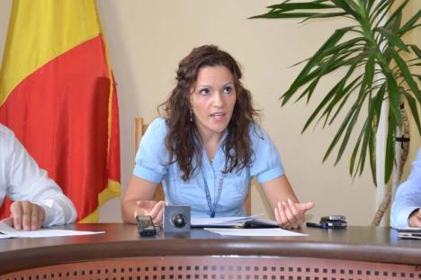 La mai mare! Nadia Haş, directorul economic adjunct al Primăriei, s-a mutat la Termoficare
