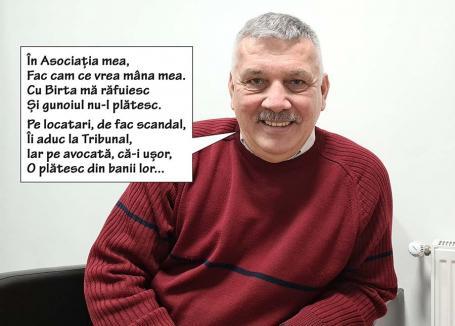 Coaliţie anti-Horvath: Preşedintele Coaliţiei Rogerius, acuzat că ia decizii de unul singur