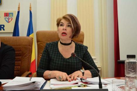 """Vot cu conotaţii sexuale: Secretara județului, Carmen Soltănel, s-a luptat să scoată prevederile """"creștine"""" dintr-un proiect al CJ"""