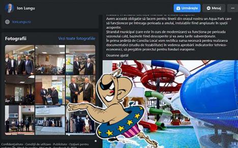Pilă pentru domn' primar: Cum a rămas fără bilet la Aquaparkul din Oradea primarul Sucevei