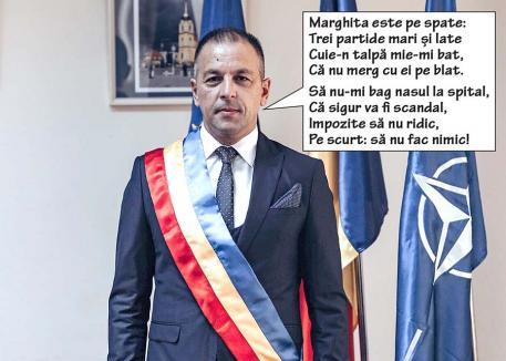 Primar faultat: Cum a ajuns bugetul municipiului Marghita mai subţire cu 35.000 de euro
